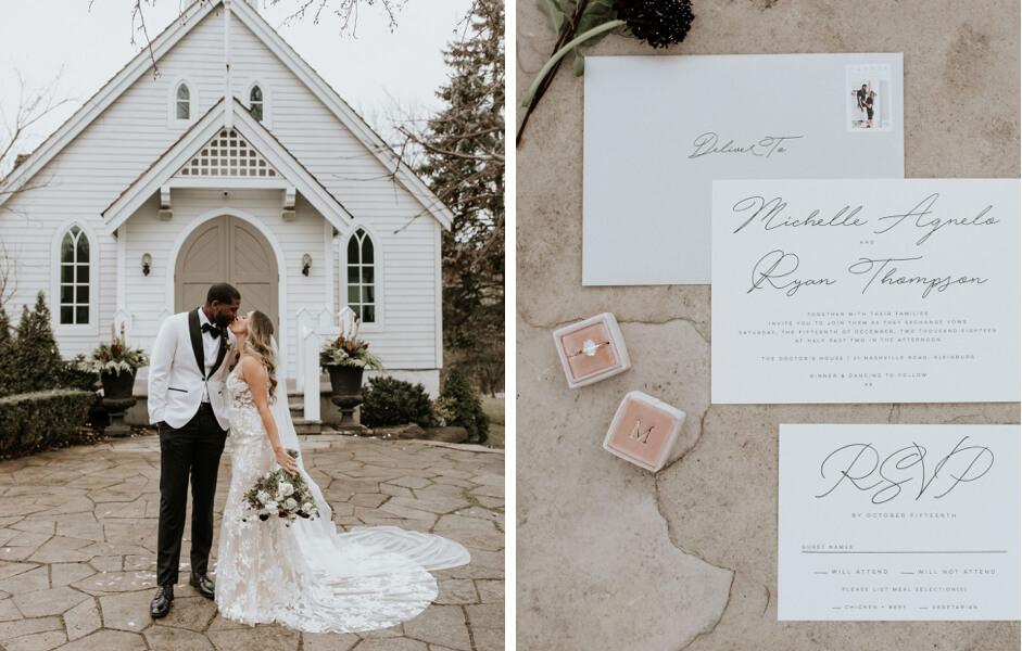 Wedding Sign, Bride & Groom