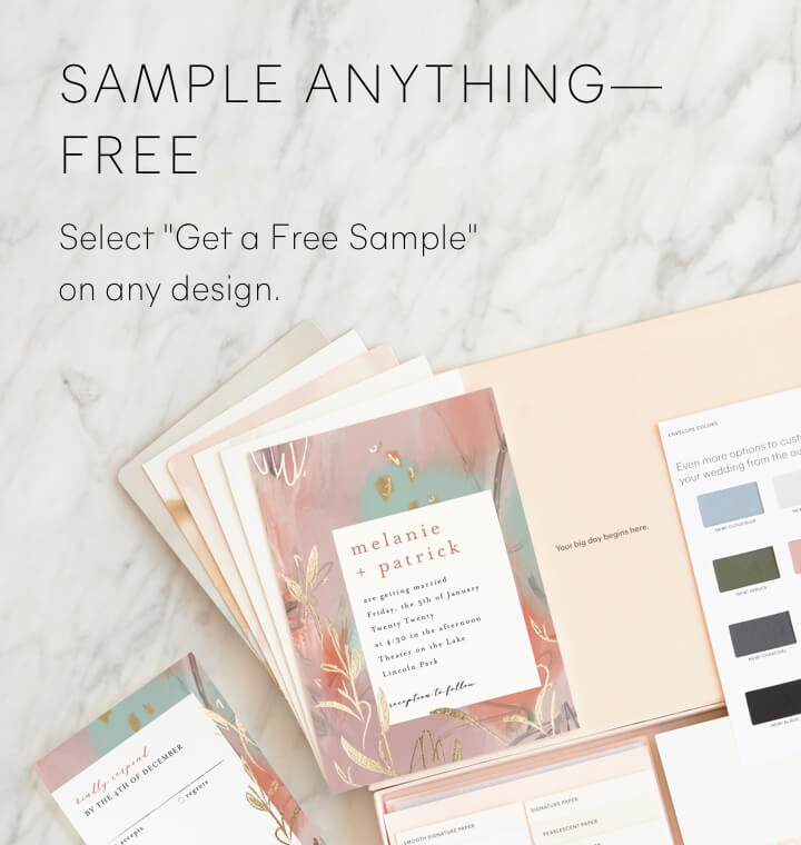 Get A Free Sample
