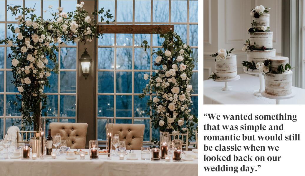 Minted Real Weddings: Michelle & Ryan