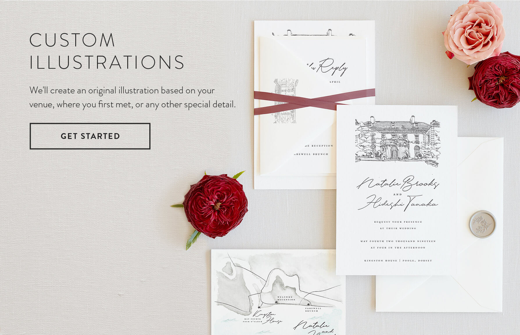 Get Started with Commissioned Illustrations