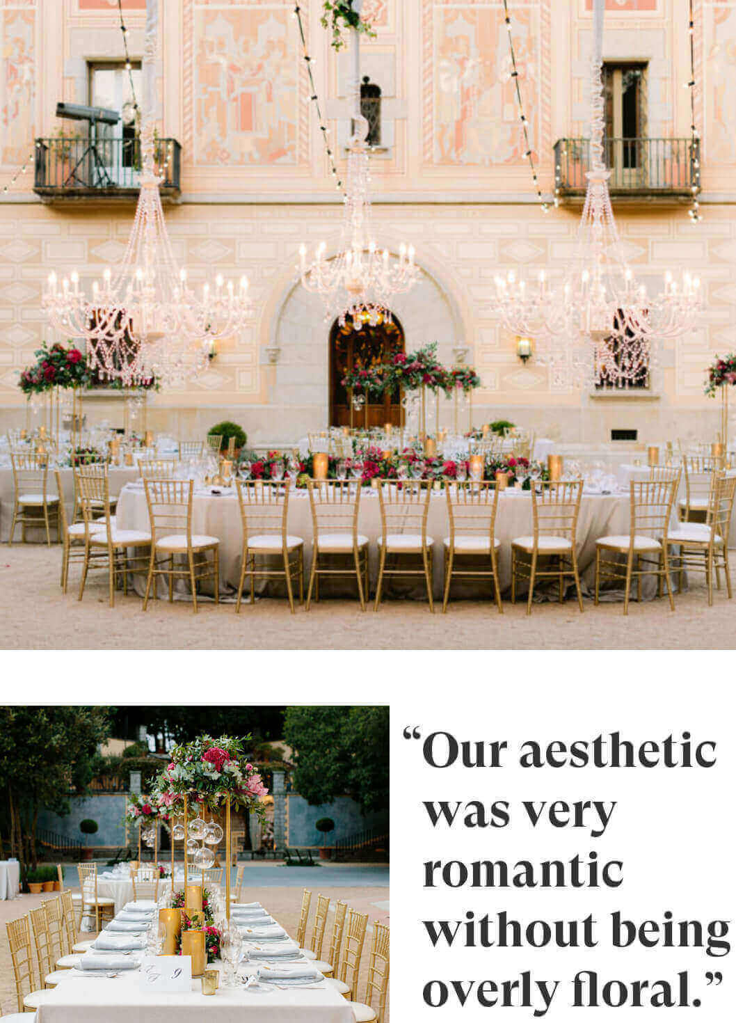 Minted Real Weddings: Erica & Fred