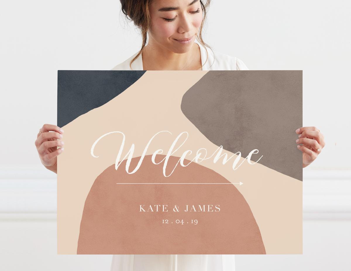 New Wedding Signs & Seating Charts