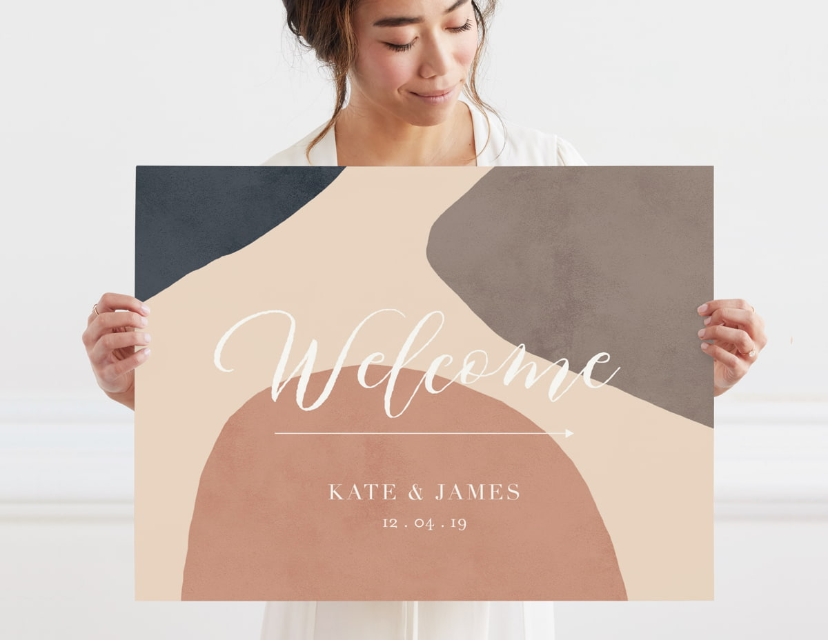 New Wedding Signs & Seating Charts