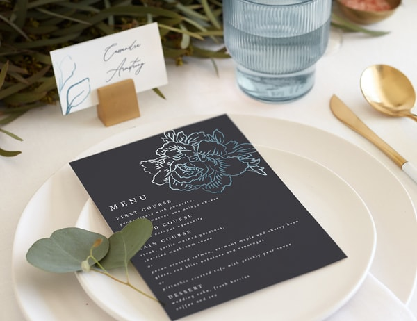 Invitation Suites (close up)