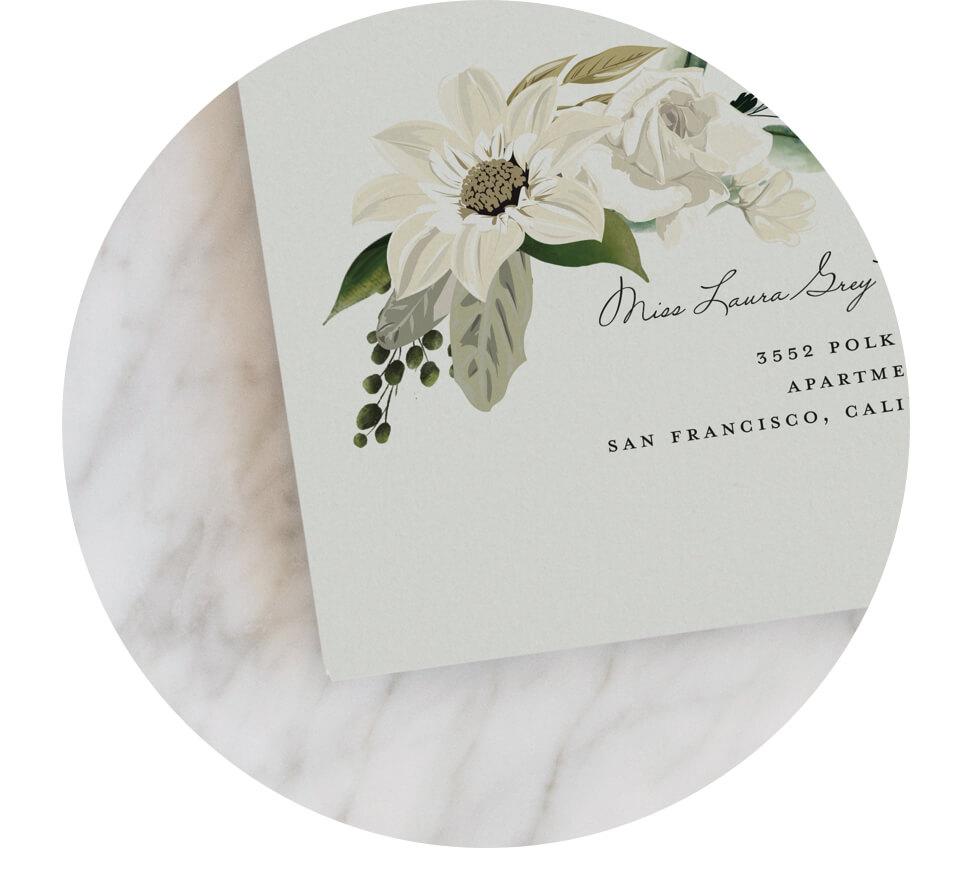 Grey Mist Envelopes