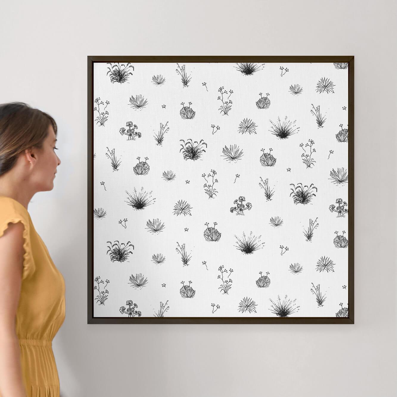 "Silverlake by Tatiana Nogueiras: 30"" x 30"" @ $157.00"