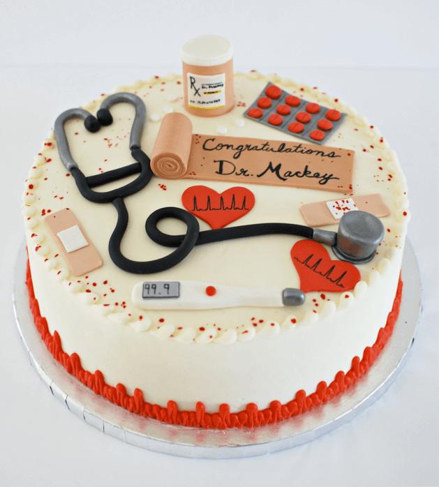 Career Cake