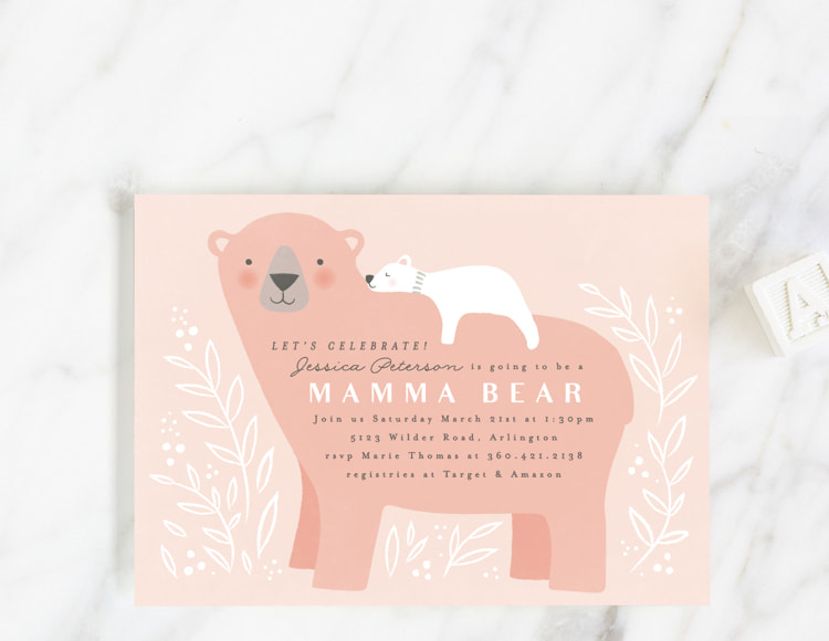 Shop Baby Shower Invitations