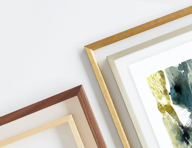 Luxe Mounting and Framing