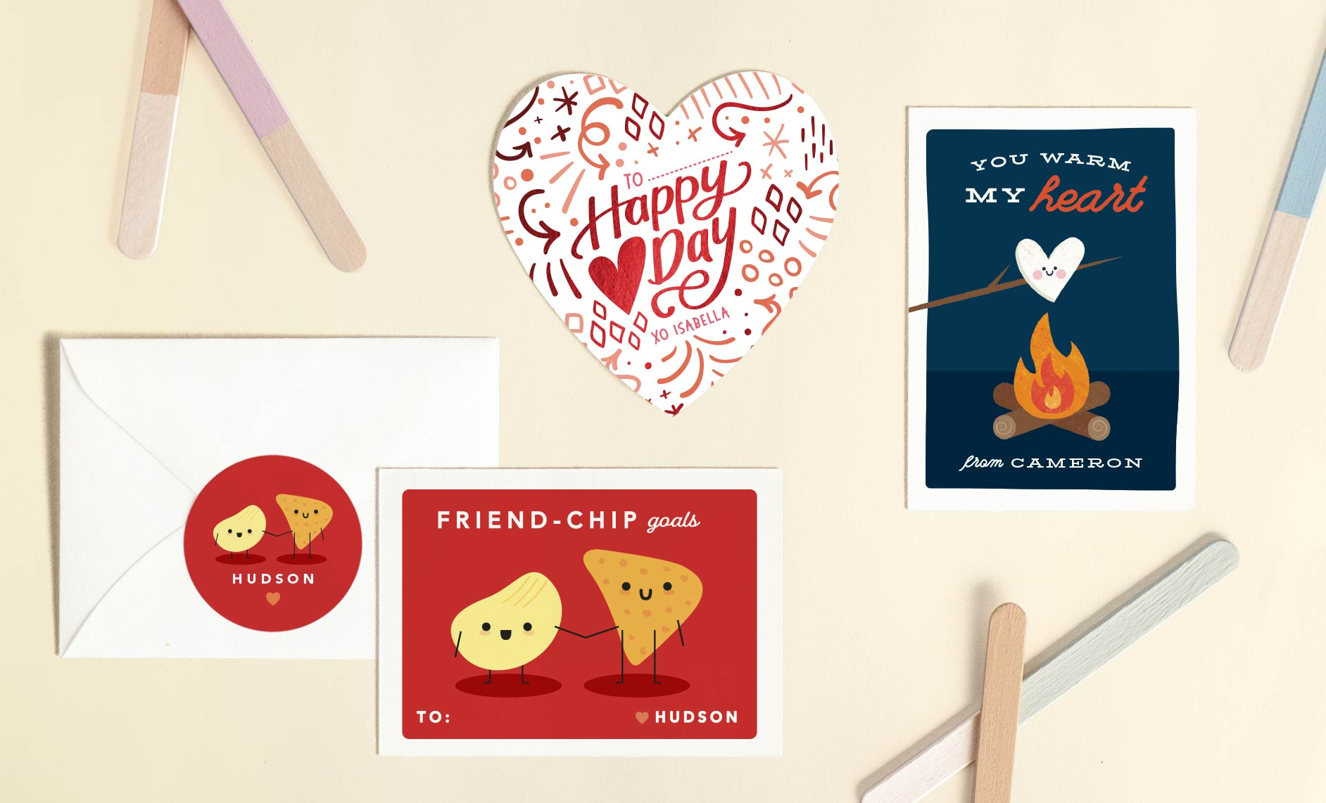 Classroom Valentines for Every Age