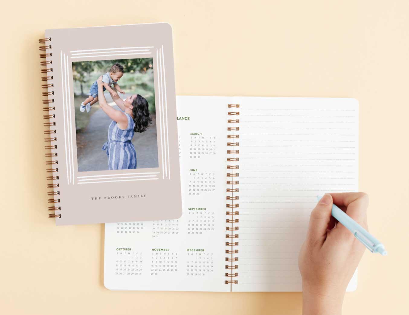 Notebooks, Planners & Address Books