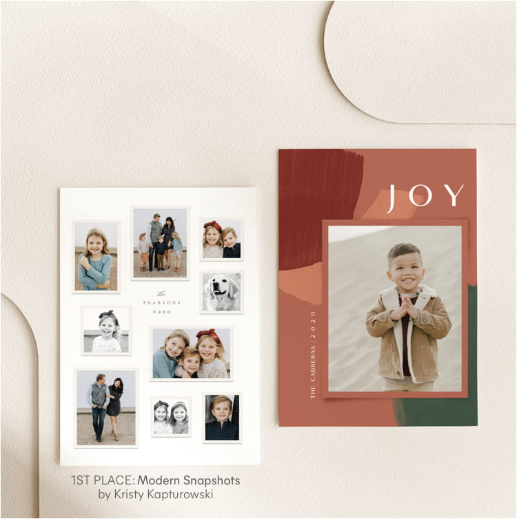 Shop 2020 Holiday Card Collection