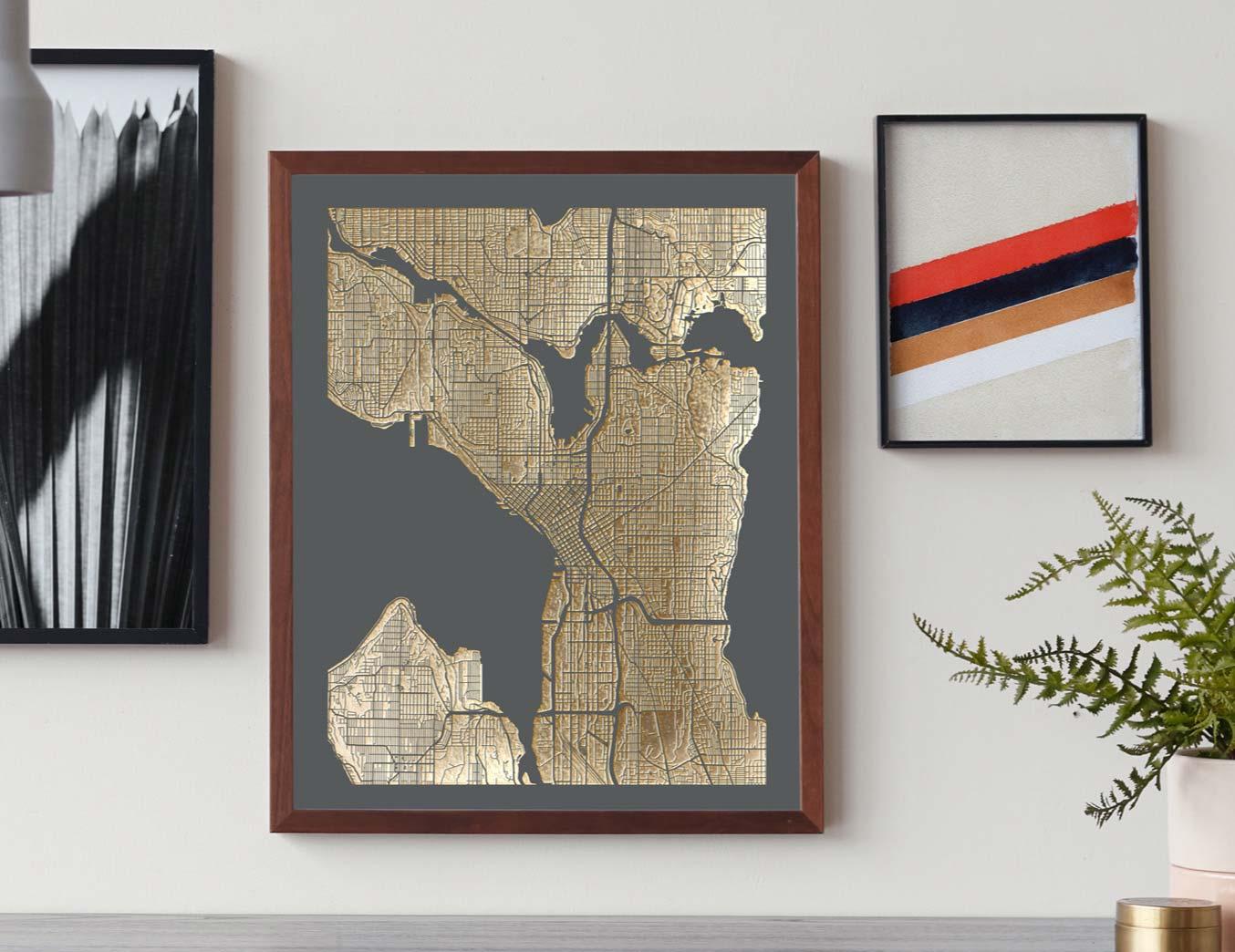 Foil Maps
