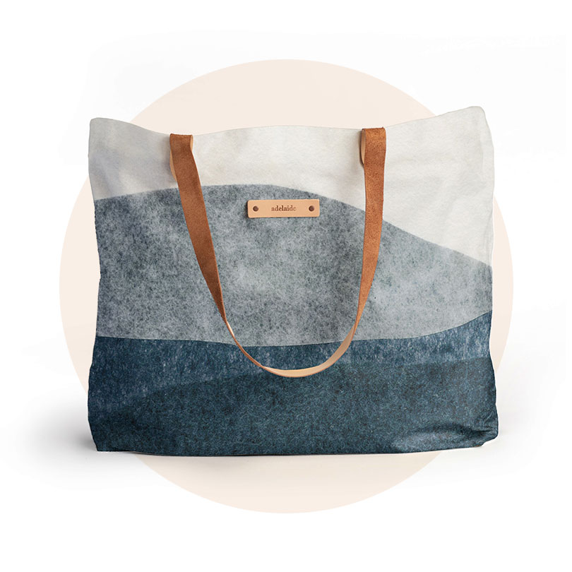 Carry All Slouch Tote