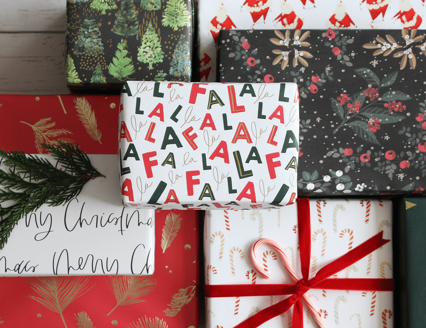 Wrapping Paper Collections