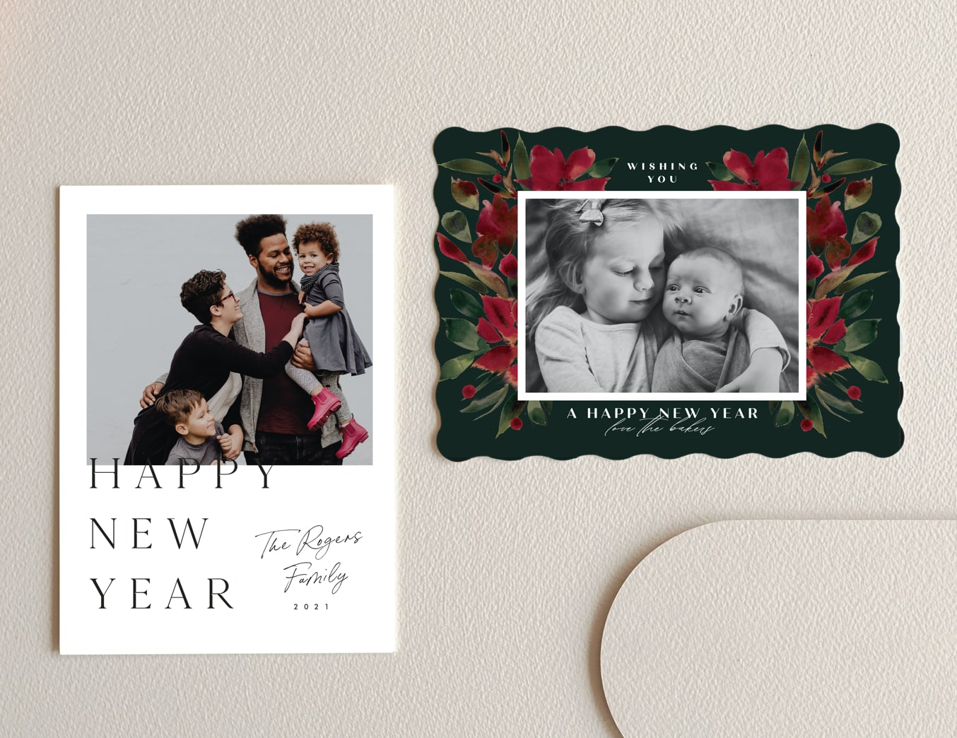 Shop 2020 New Year Card Collection