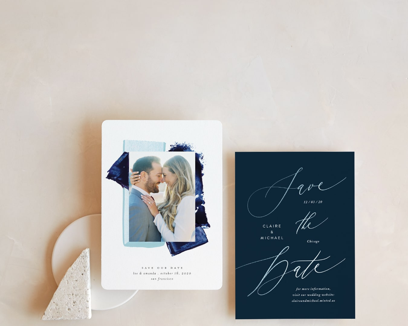 Shop Unique Save the Dates and Invitations