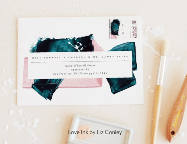 love ink Save The Date