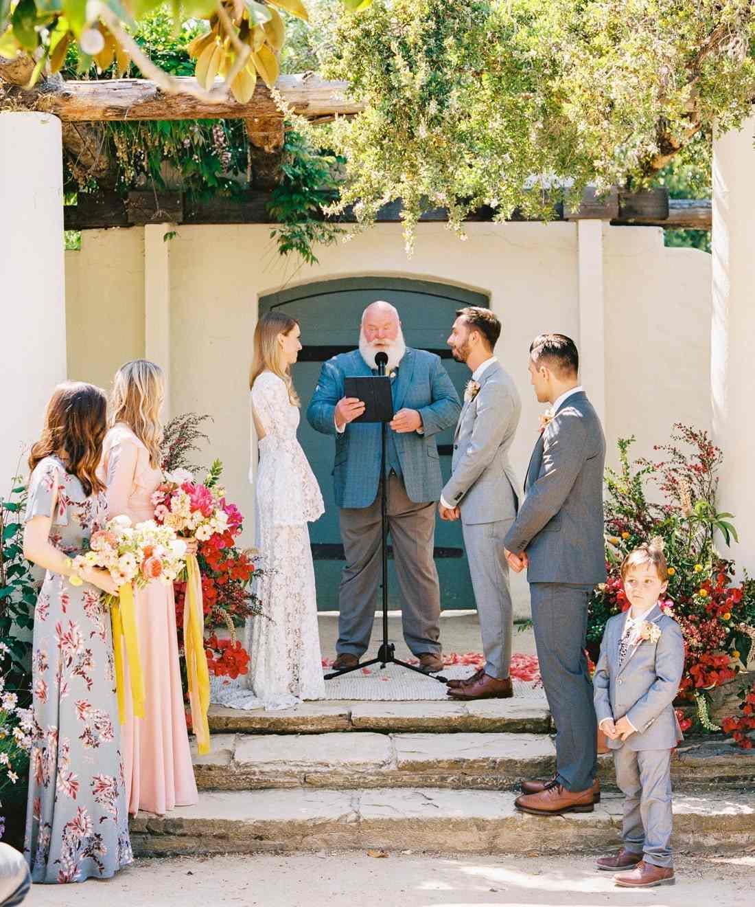 Minted Real Wedding: Olivia & Brandon