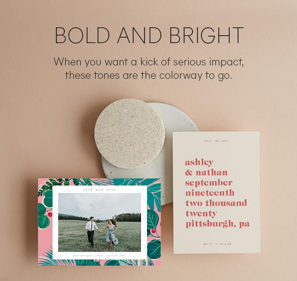 Bold & Bright - hero banner image