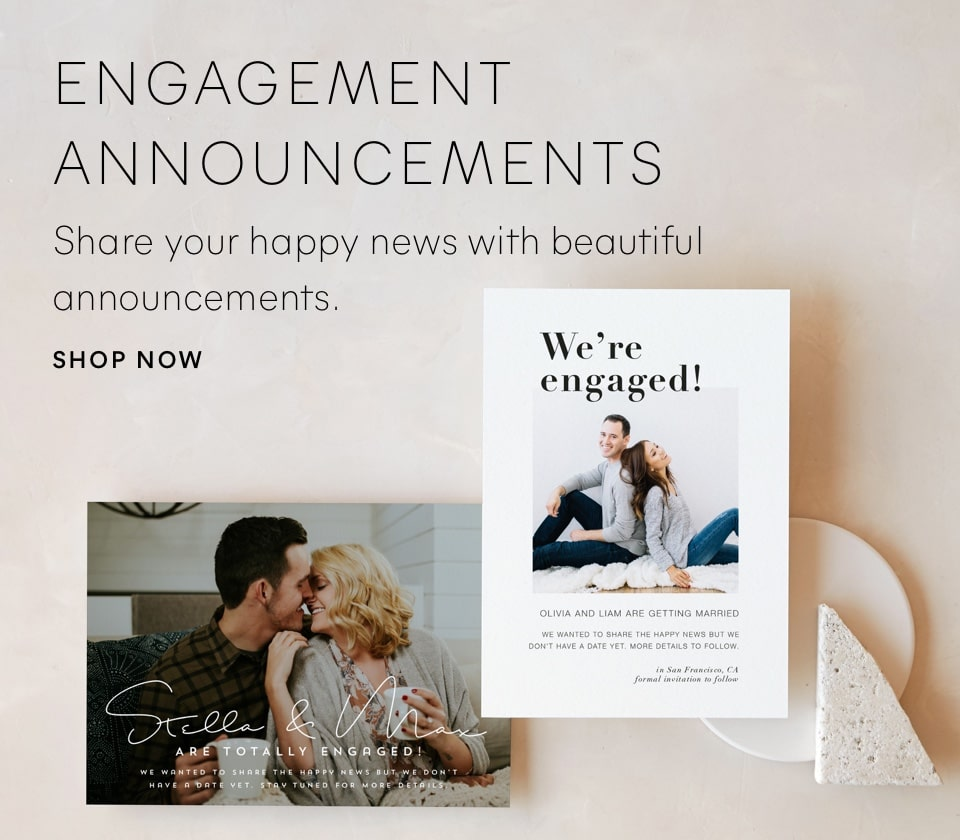 Engagement Announcements