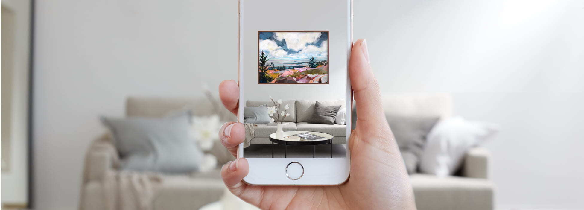 View art in your room