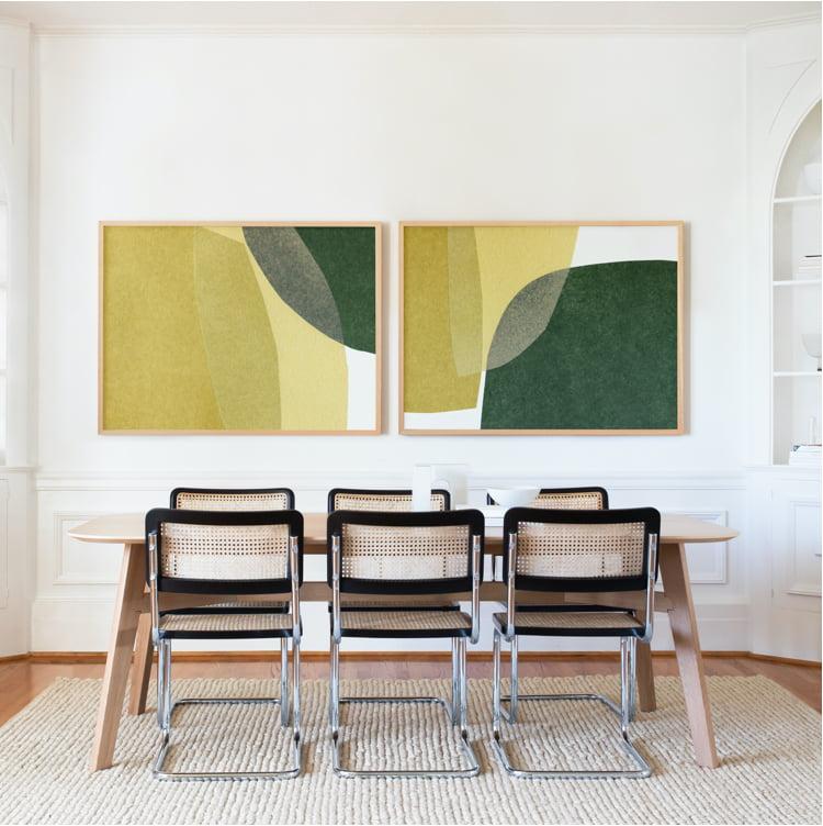 Art pairs and sets