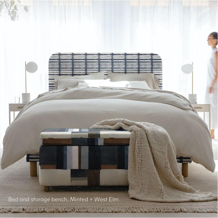 Minted + West Elm Furniture Collection