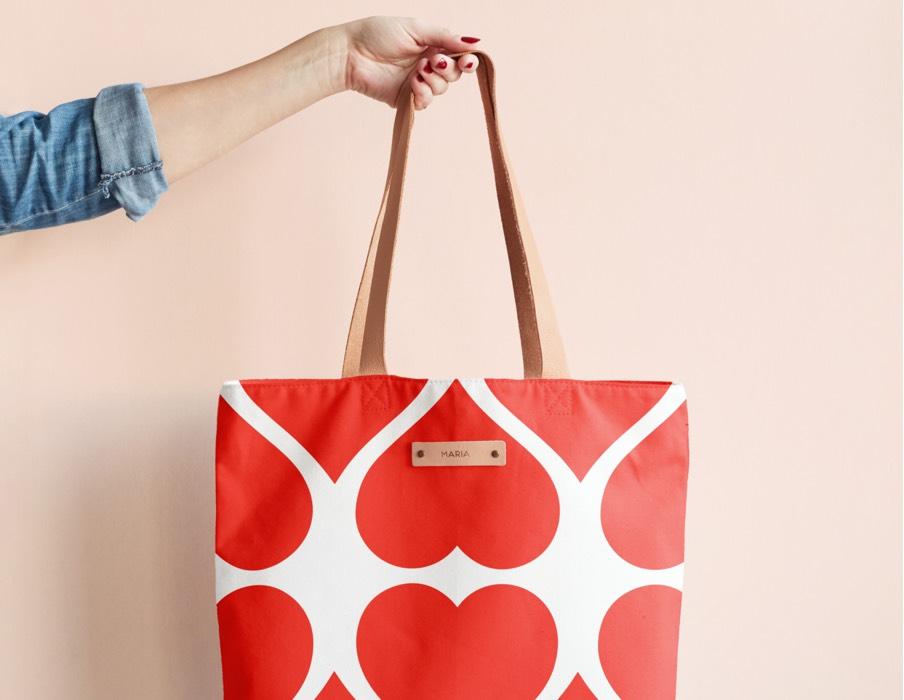 Valentine's Bag & Pouches