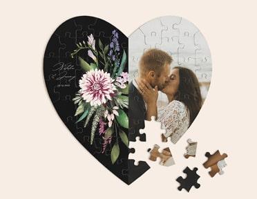 Shop heart puzzles