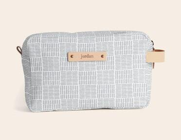 Shop bags with free monogramming