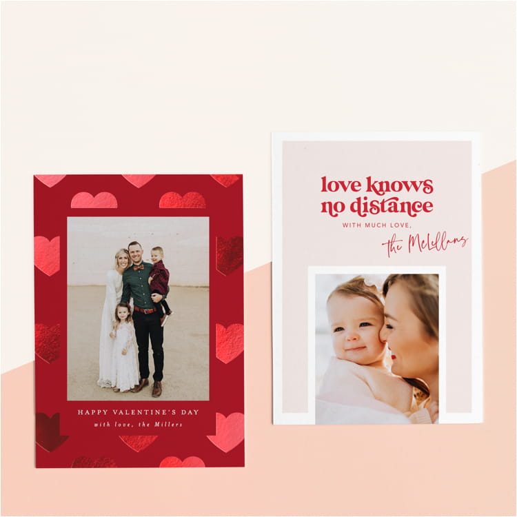 Valentine Photo Cards