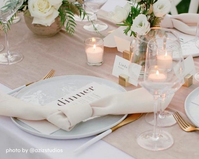 Ceremony & Reception Essentials
