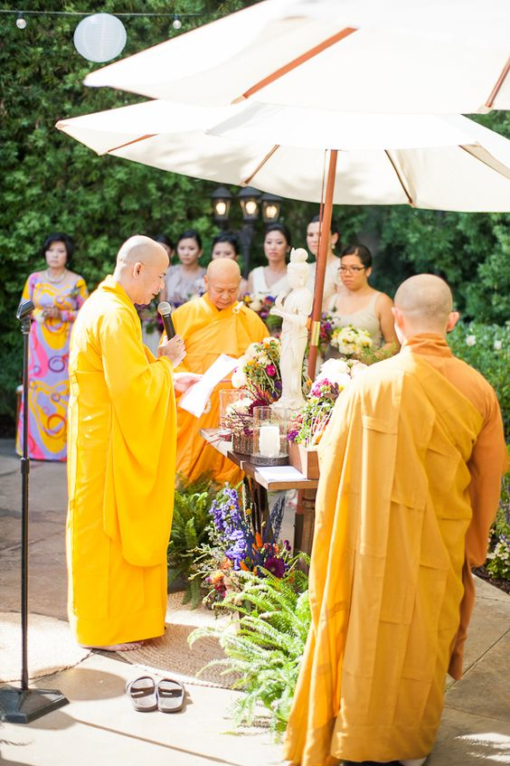 buddhist wedding vows