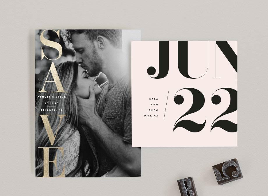 Bold & Typographic