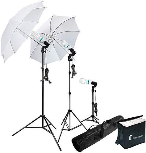Camera lighting equipment