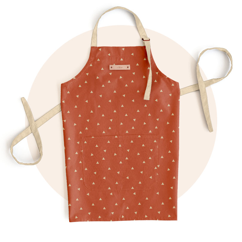 Personalizable Adult Aprons