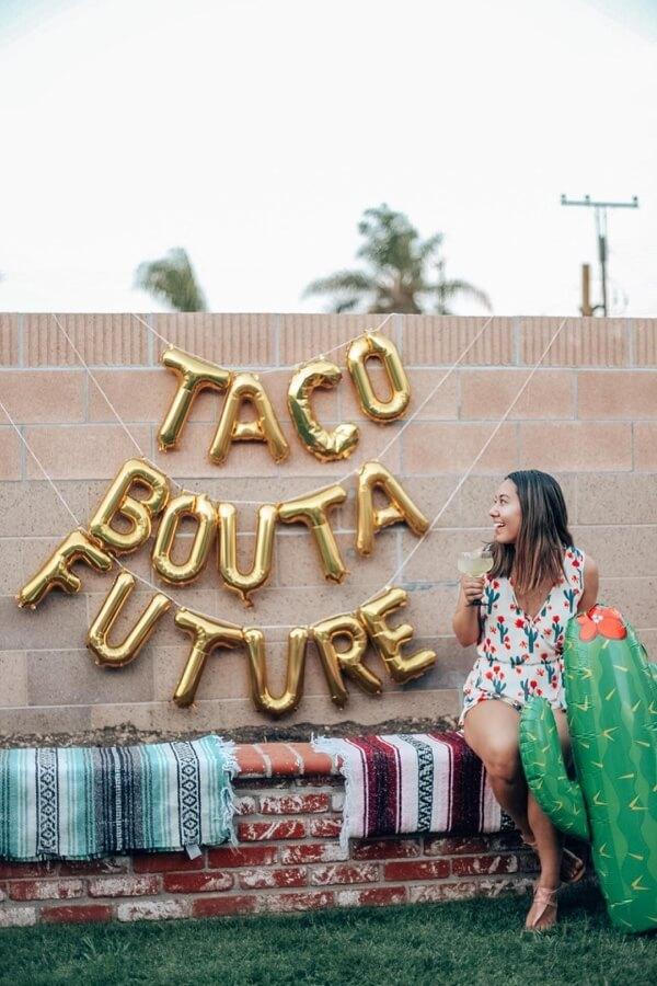 Taco Party Theme