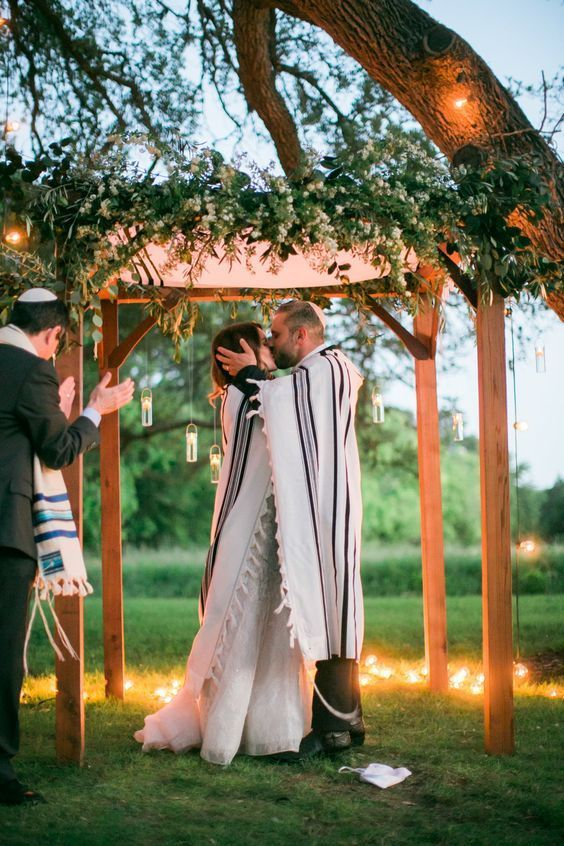 traditional jewish wedding vows