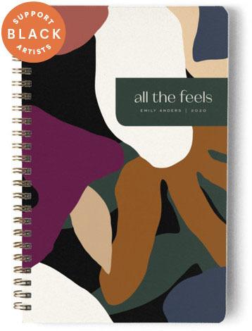When Frankie Met Flora Day Planner, Notebook, Or Address Book
