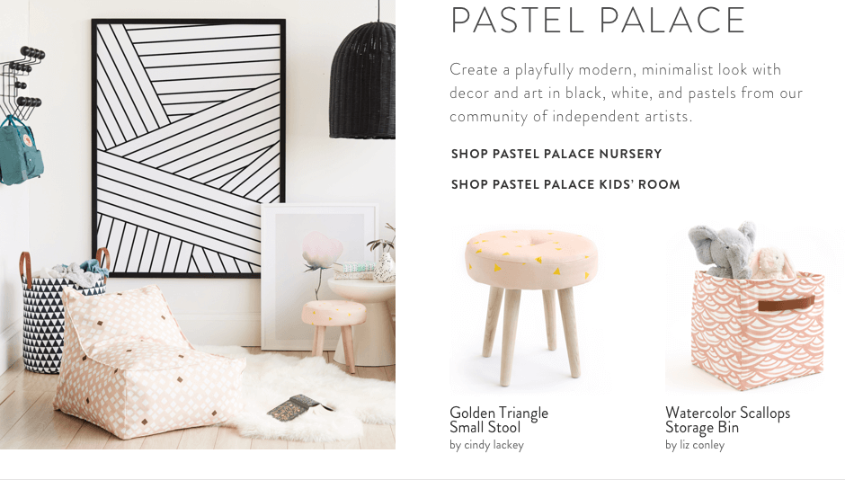 Pastel Palace Collection