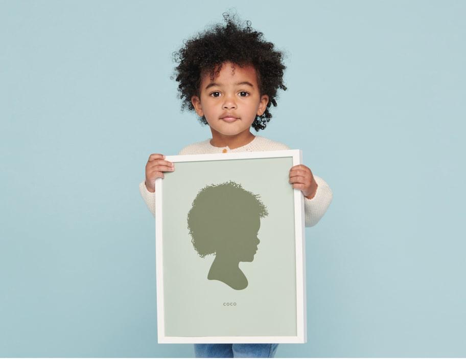 custom silhouette art