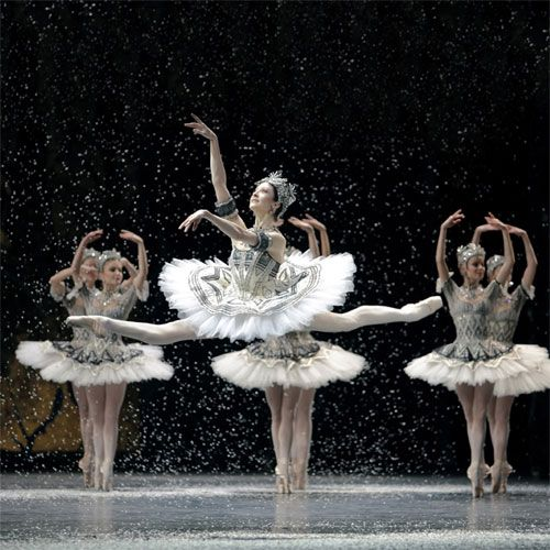 holiday ballet performance