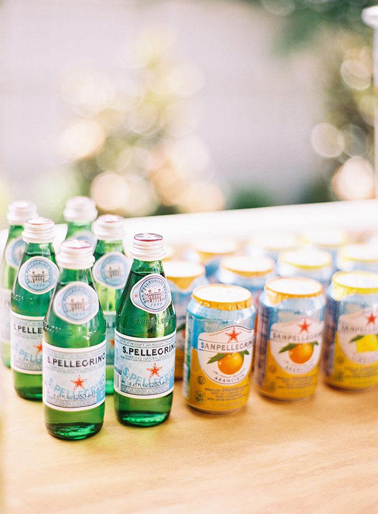 food and beverage wedding emergency kit