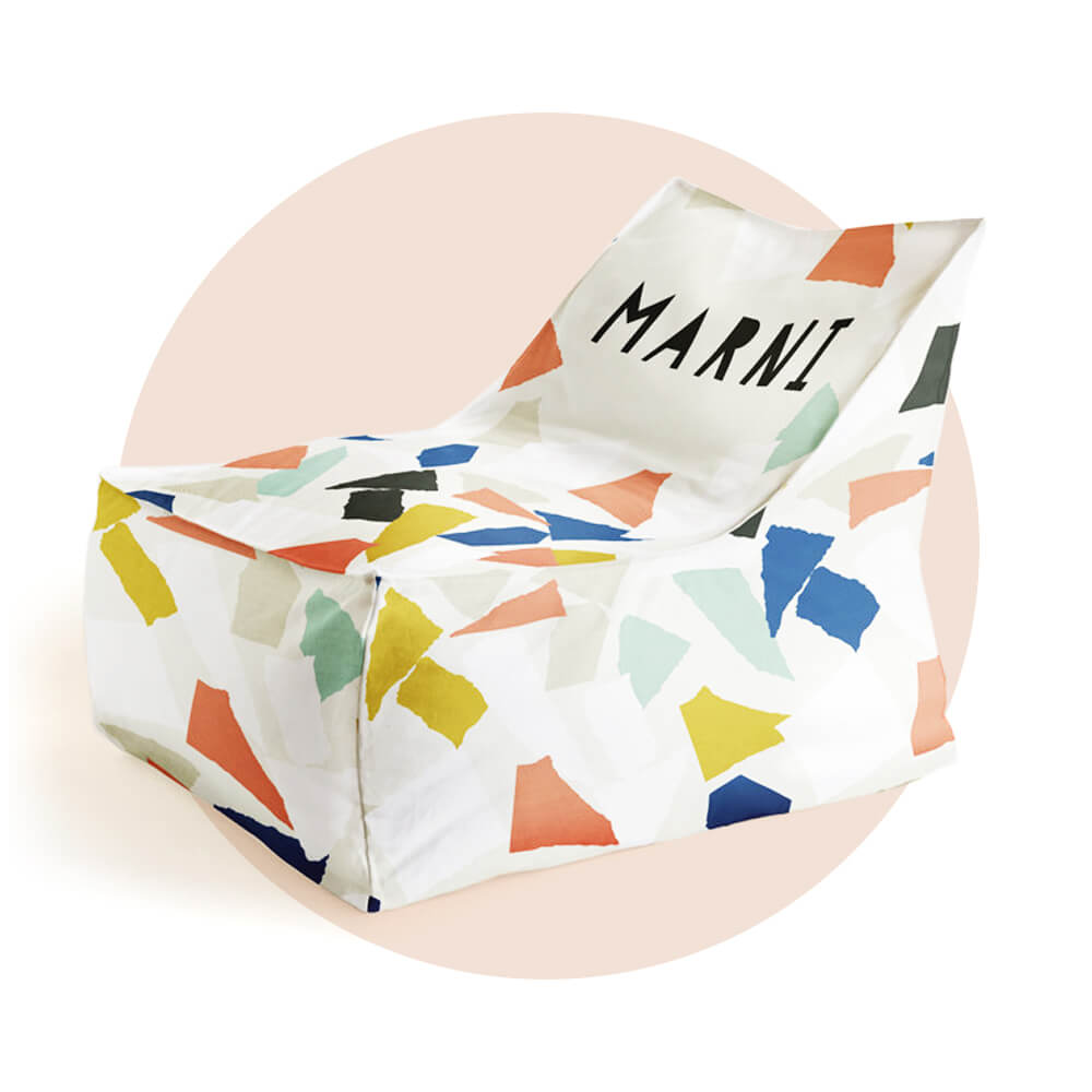 Personalizable Triangle Chairs