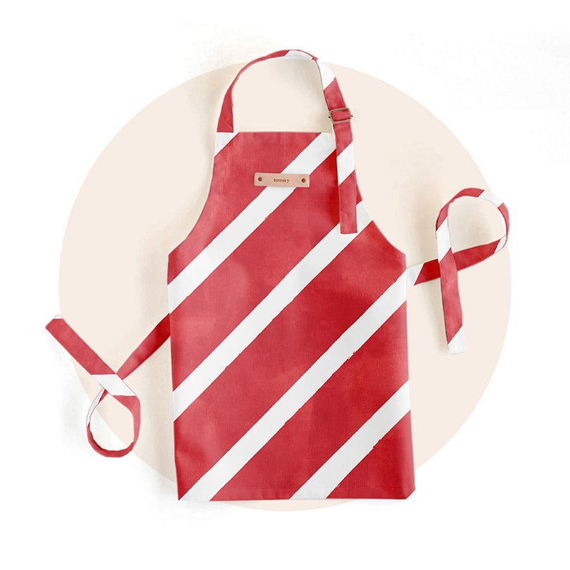 Personalizable Kids' Aprons