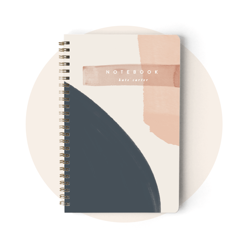 Personalized Notebooks & Planners