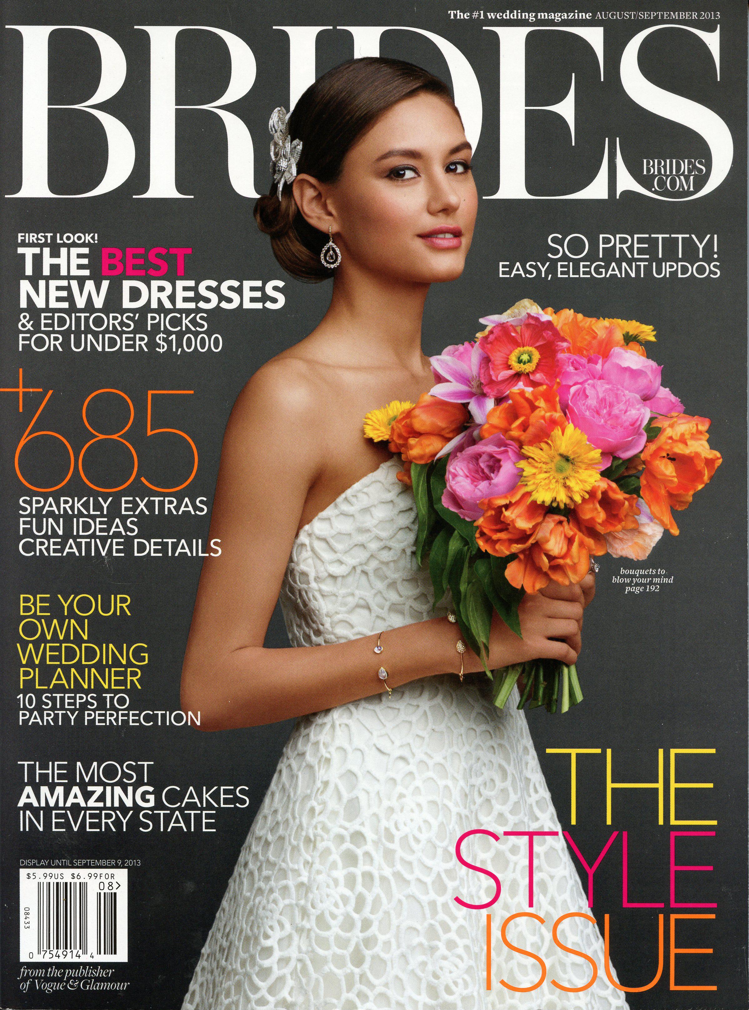 Brides - August 2013