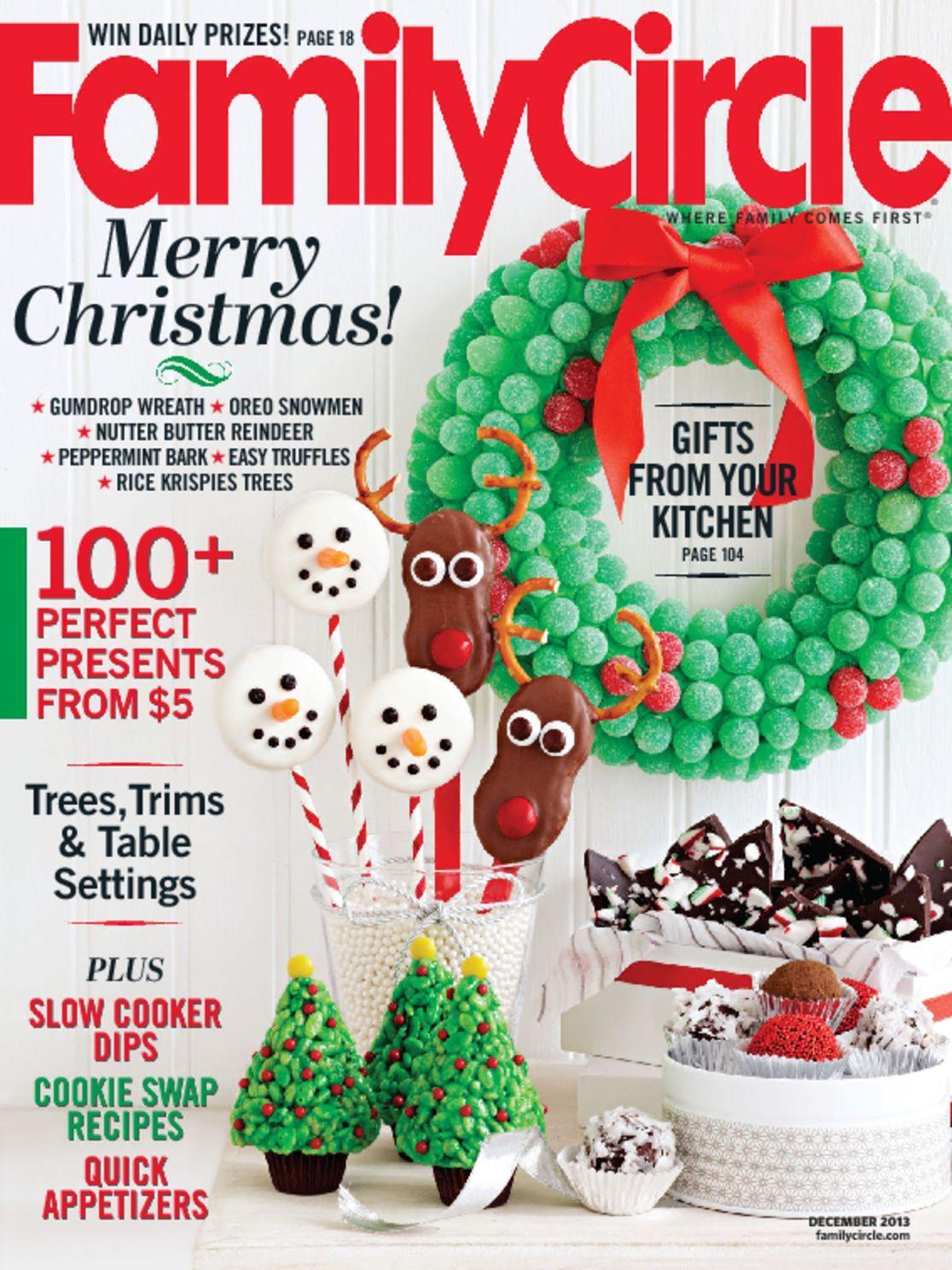 Family Circle - December 2013
