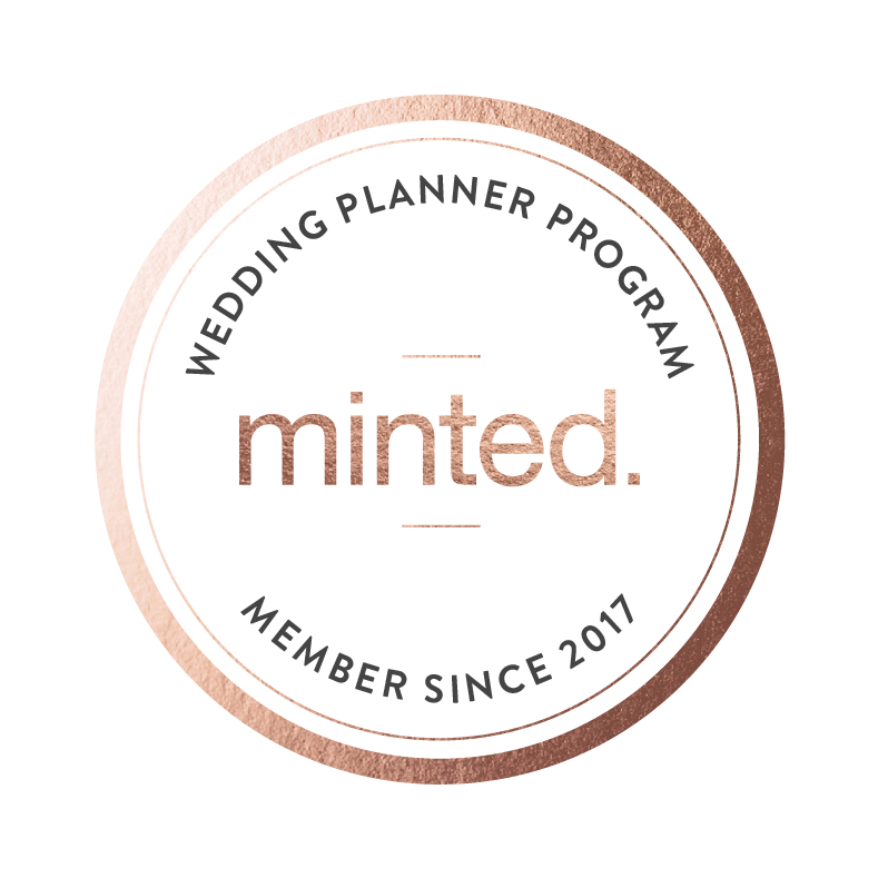minted Wedding Planner Program - Member since 2017